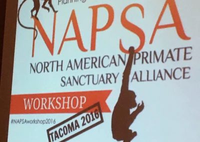 NAPSA Workshop 2016 in Tacoma, Washington