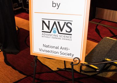 A number of panels were sponsored by NAVS