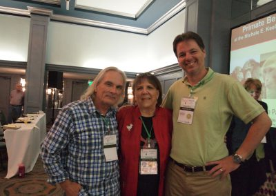 Bob Ingersoll, Patti Ragan and Steve Ross