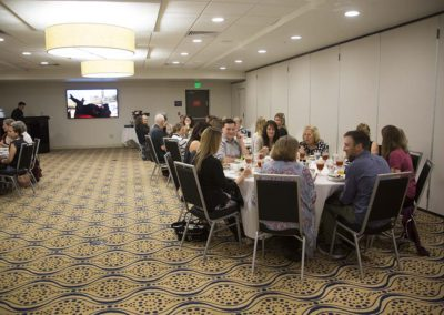 The NAPSA Workshop Recognition Dinner
